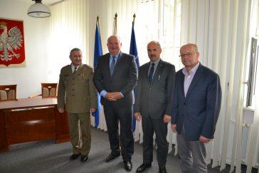 Podpisanie umowy o współpracy z POLON-ALFA