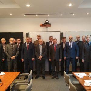Spotkanie Rady Przemysłowo-Programowej WEL WAT