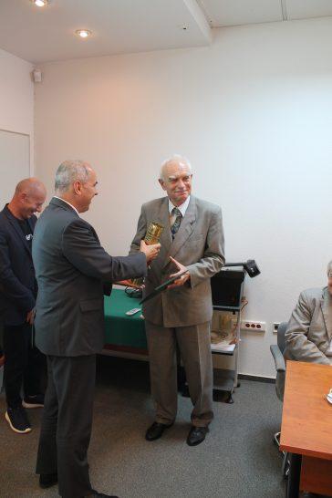 Jubileusz 50-lecia pracy w Wydziale Elektroniki